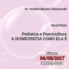 Pediatria e Puericultura: A Homeopatia como ela é.