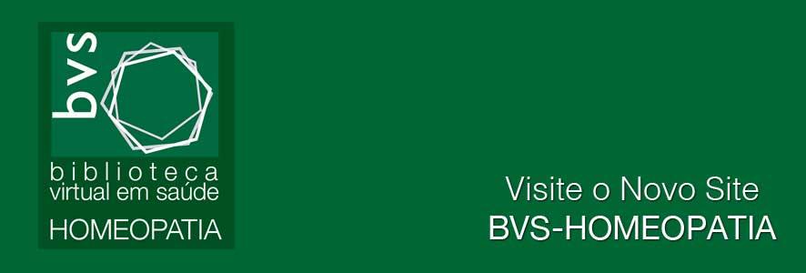 Visite o site BVS
