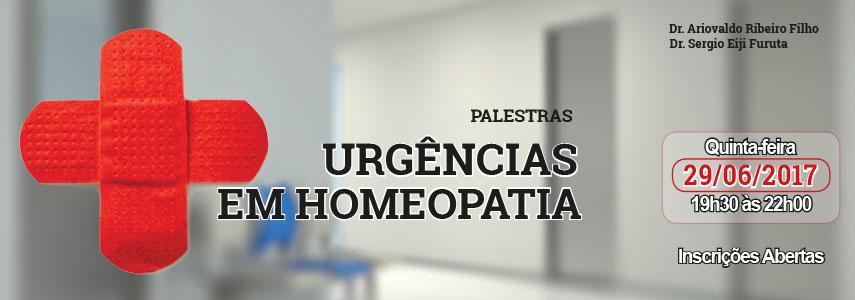 Emergências em Homeopatia